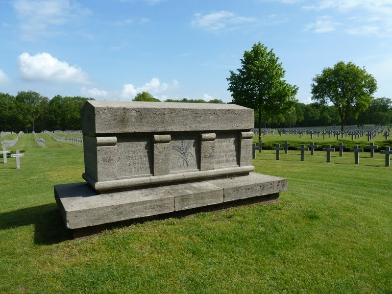 Monument for World War I casualties at Ysselsteyn
