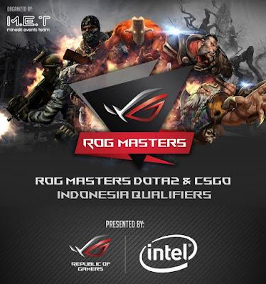 Ini dia para Jawara baru ROG Master Tournament di Kota Medan !!!