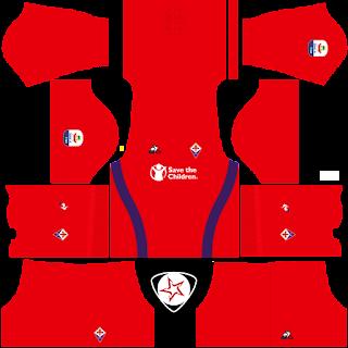 ACF Fiorentina 2018 - 2019 Third Kit