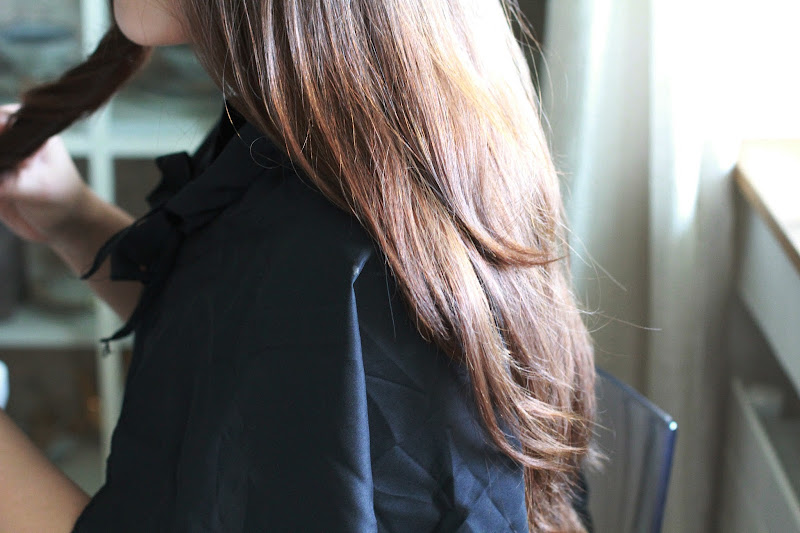 how to cover up ombre hair