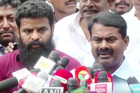 Jayalalitha News – Seeman Visits Apollo Hospital to Meet Jayalalithaa