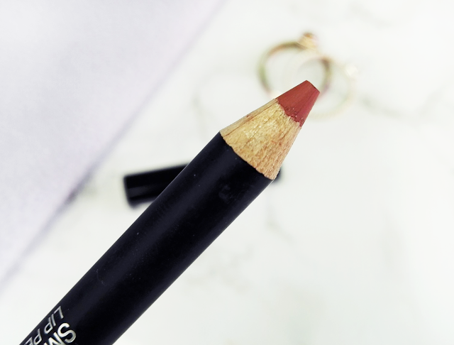 Kiko Smart Fusion Lip Pencil 533 Light Rosy Brown - Lana Talks
