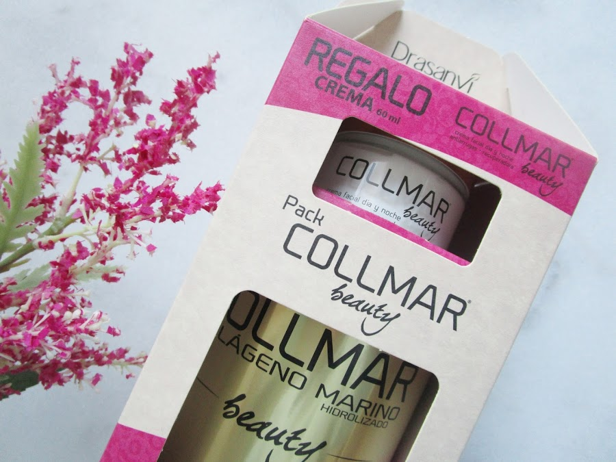Colágeno Marino Hidrolizado Collmar Beauty y la Crema Facial Collmar Beauty Drasanvi
