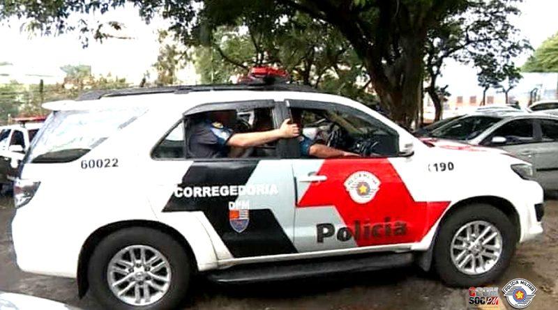 Operação da corregedoria da PM mira policiais ligados à facção criminosa PCC