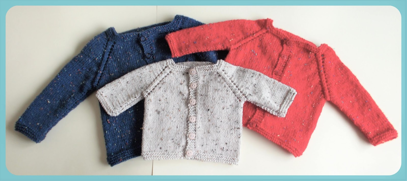 4eb0f7def048 Marianna s Lazy Daisy Days  Knitted Baby Jackets ~ Top 20