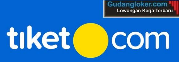 Lowongan Kerja PT Global Tiket Network (Tiketcom) Tahun 2019