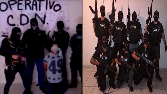 El Cártel del Noreste se divide en dos grupos por supuesta llegada del Cártel Jalisco Nueva Generación en Nuevo Laredo