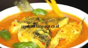 Resep dan Cara Membuat Gulai Ikan Mas