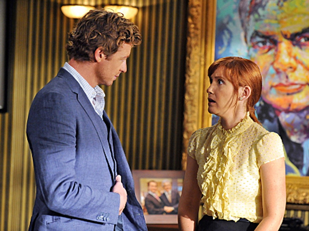 The Mentalist - Season 3 Episode 1 : Red Sky at Night