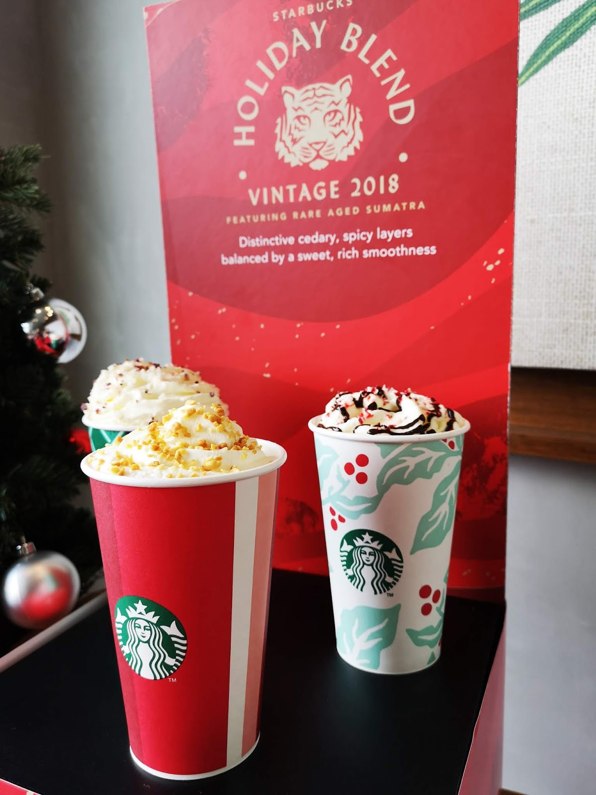 Christmas Starbucks Drinks 2019.Sugoi Days Starbucks Malaysia S Christmas 2019 Collection