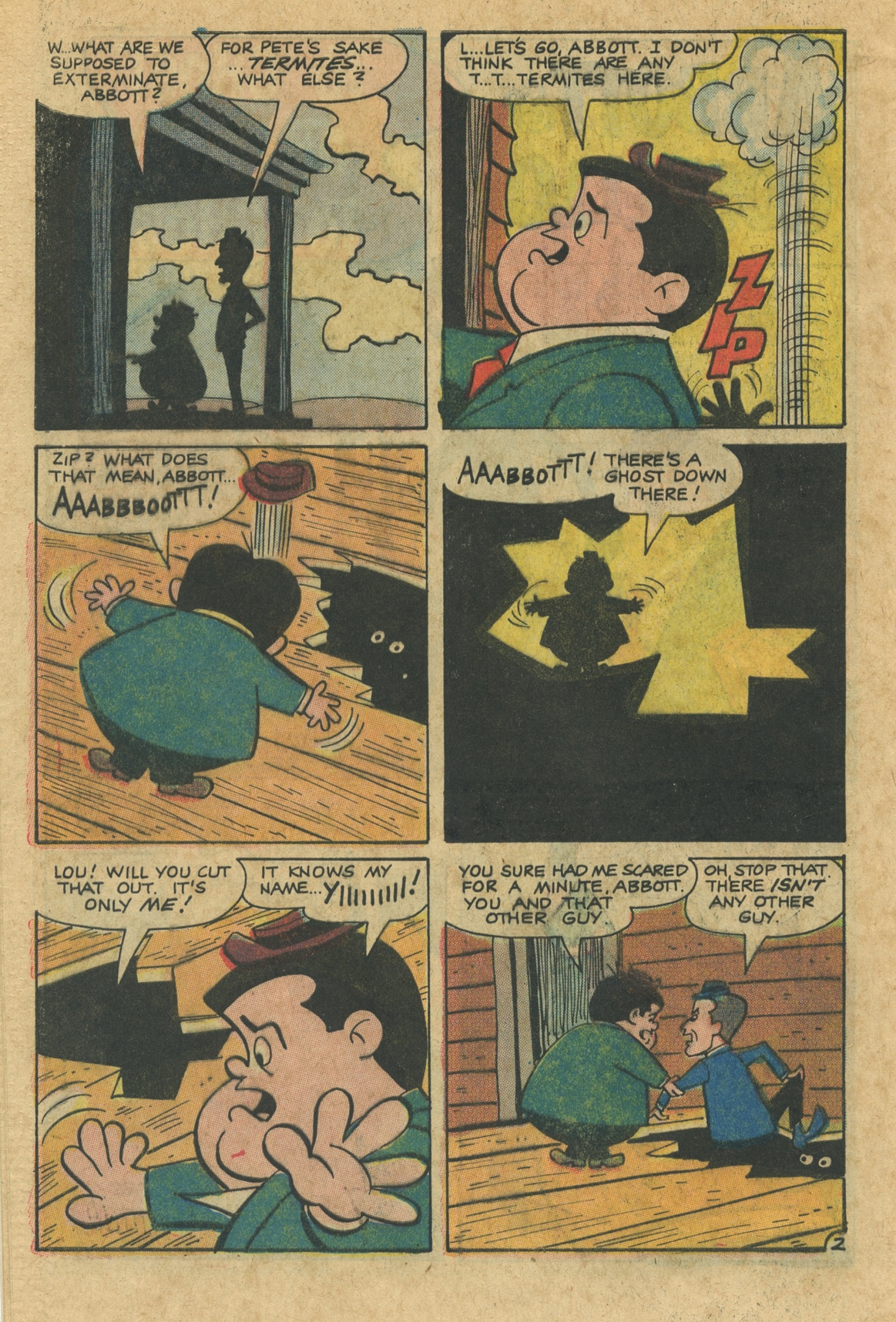 Abbott & Costello issue 13 - Page 28