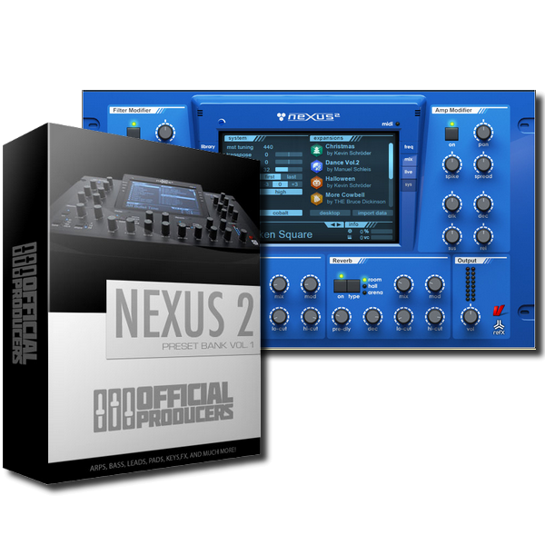 ReFX – Nexus 2 v2.2 Full version