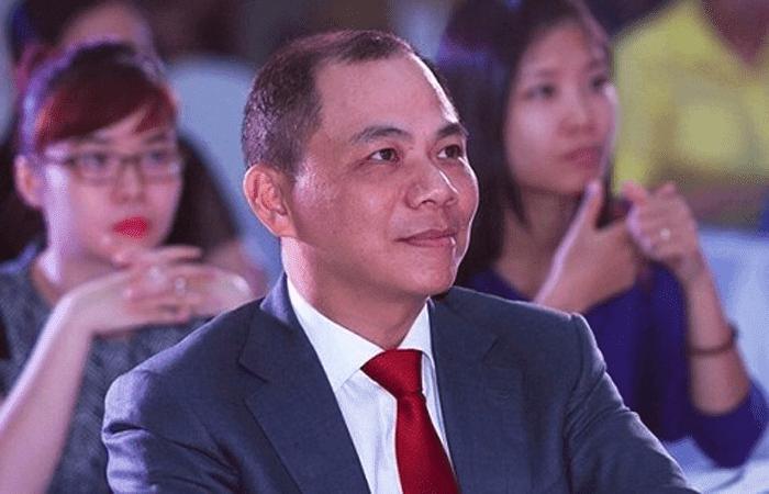 Mr Pham Nhat Vuong