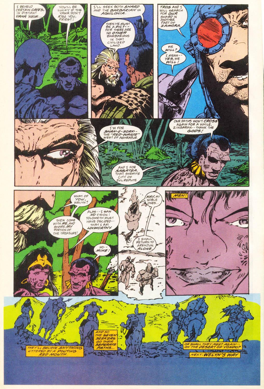 Read online Conan the Adventurer comic -  Issue #12 - 23