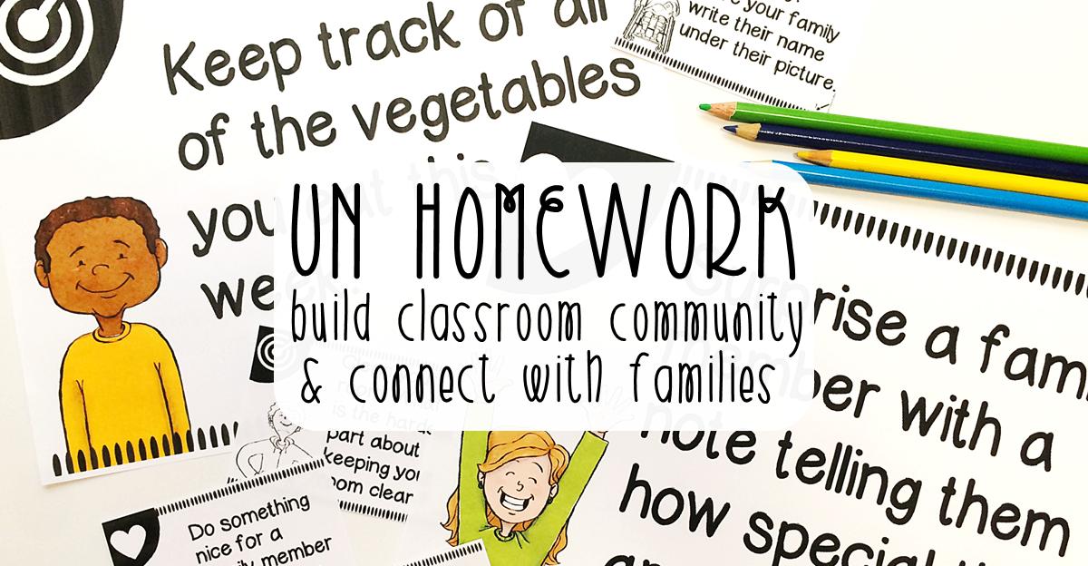 keep track of homework