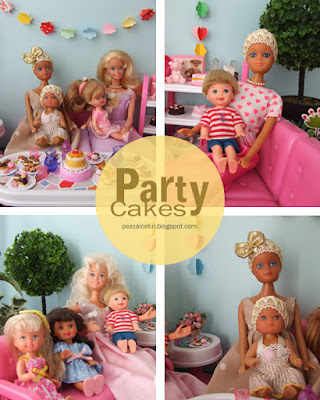"""barbie"" ""pez calcetin"" ""coleccionismo"" ""juguetes"" ""muebles"""