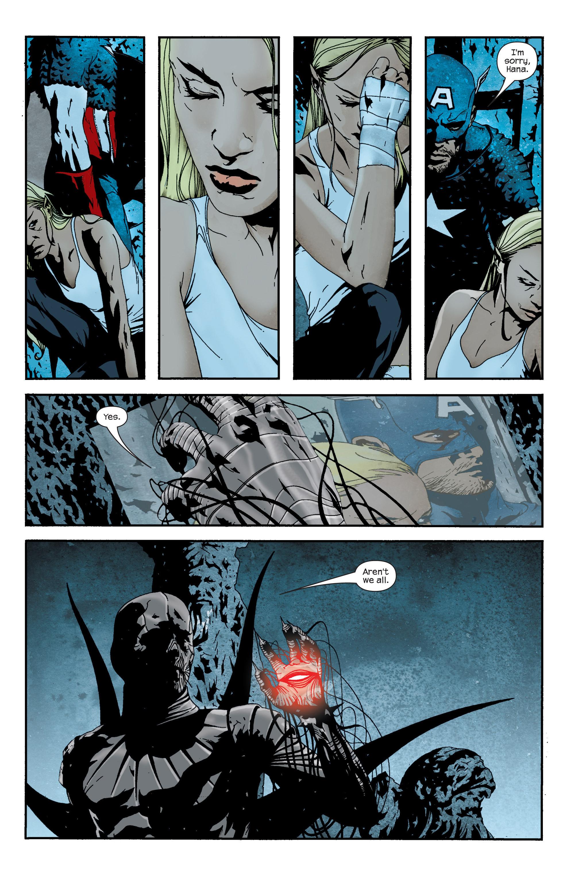 Captain America (2002) Issue #14 #15 - English 7