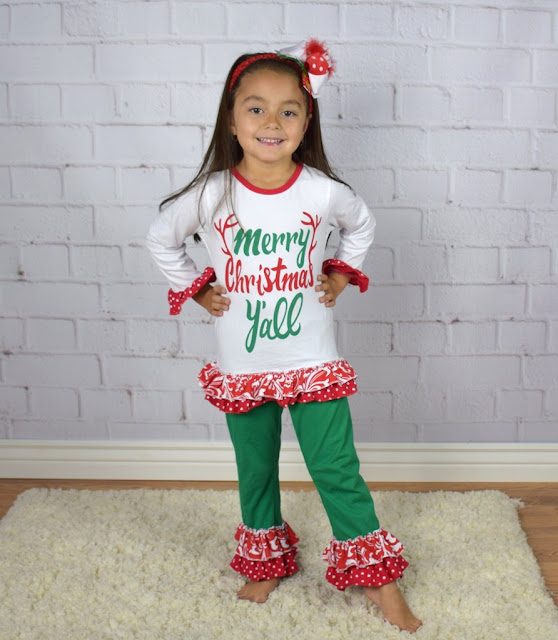 Christmas Dress code for baby