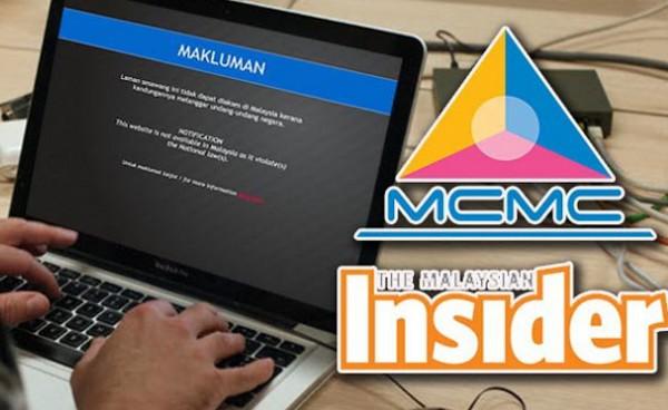 Malaysia Riuh !!! Situs The Malaysian Insider Diblokir