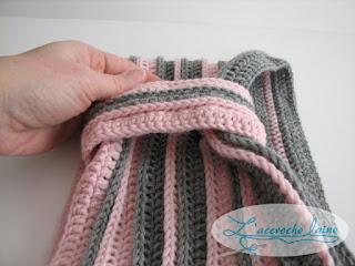 L'accroche laine - Cache cou