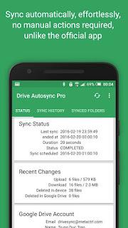 Autosync Google Drive v3.3.1 Ultimate Full APK