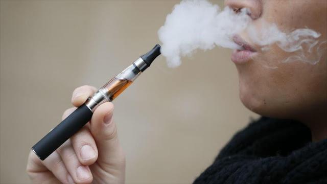 Nuevo estudio: Cigarro electrónico también da cáncer
