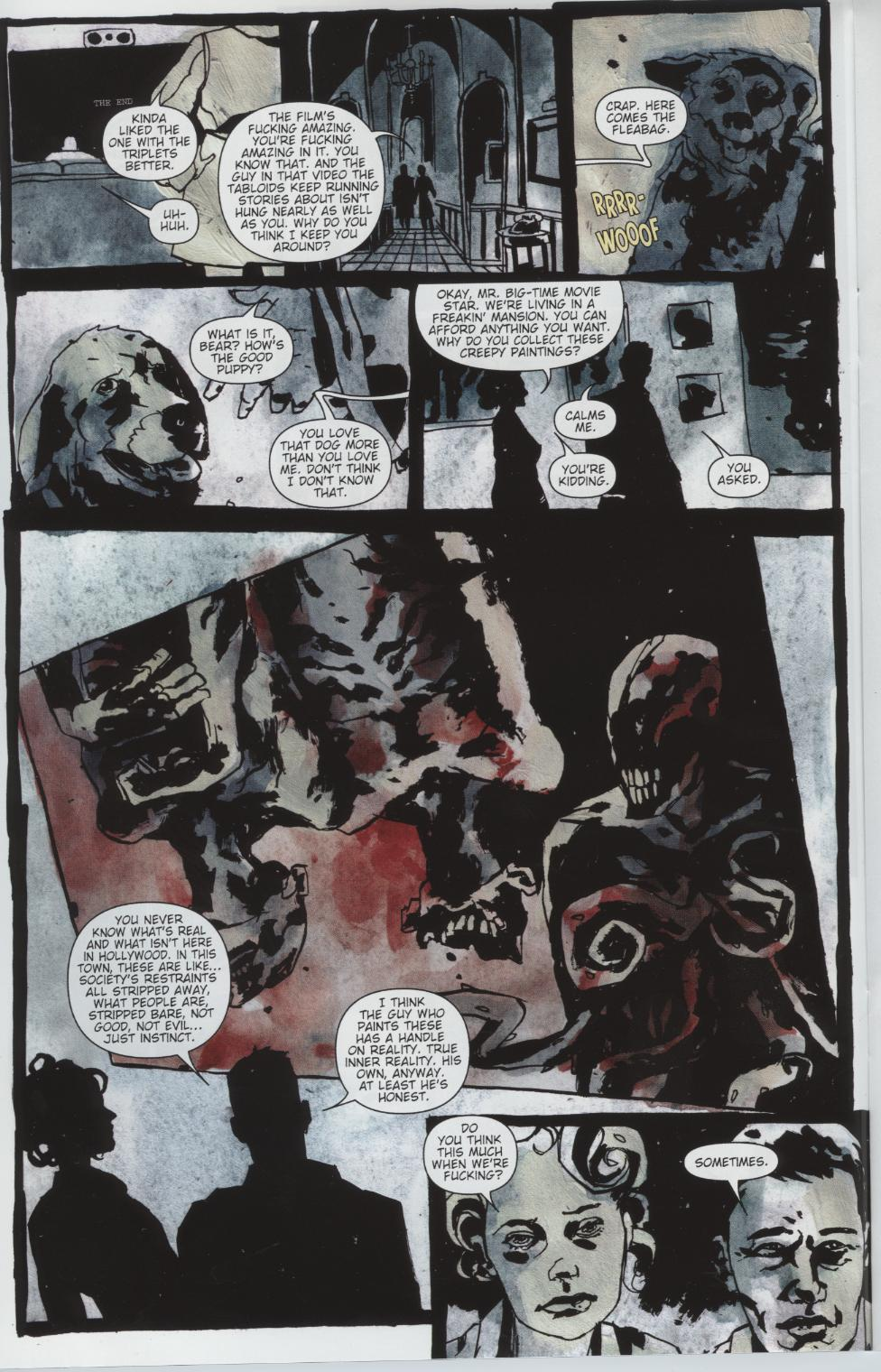 Read online Silent Hill: Dead/Alive comic -  Issue #1 - 14