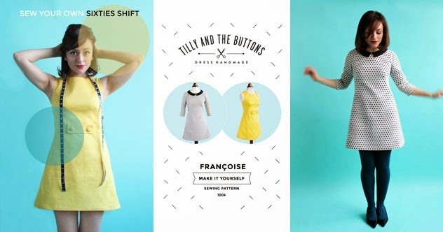 Tilly and the Buttons: FRANCOISE