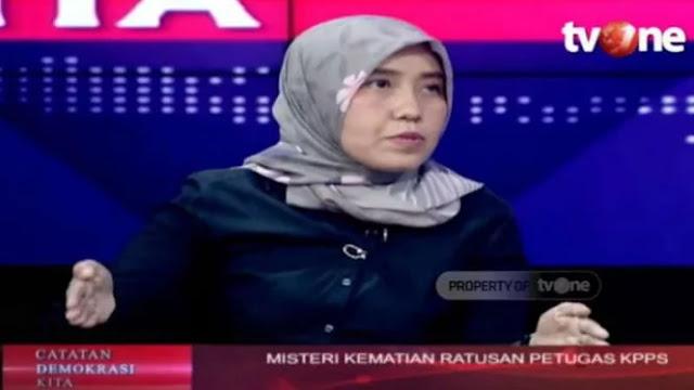 Dokter Ani: Tiba-tiba KPU Jadi Dokter Forensik, Sebut COD Kelelahan