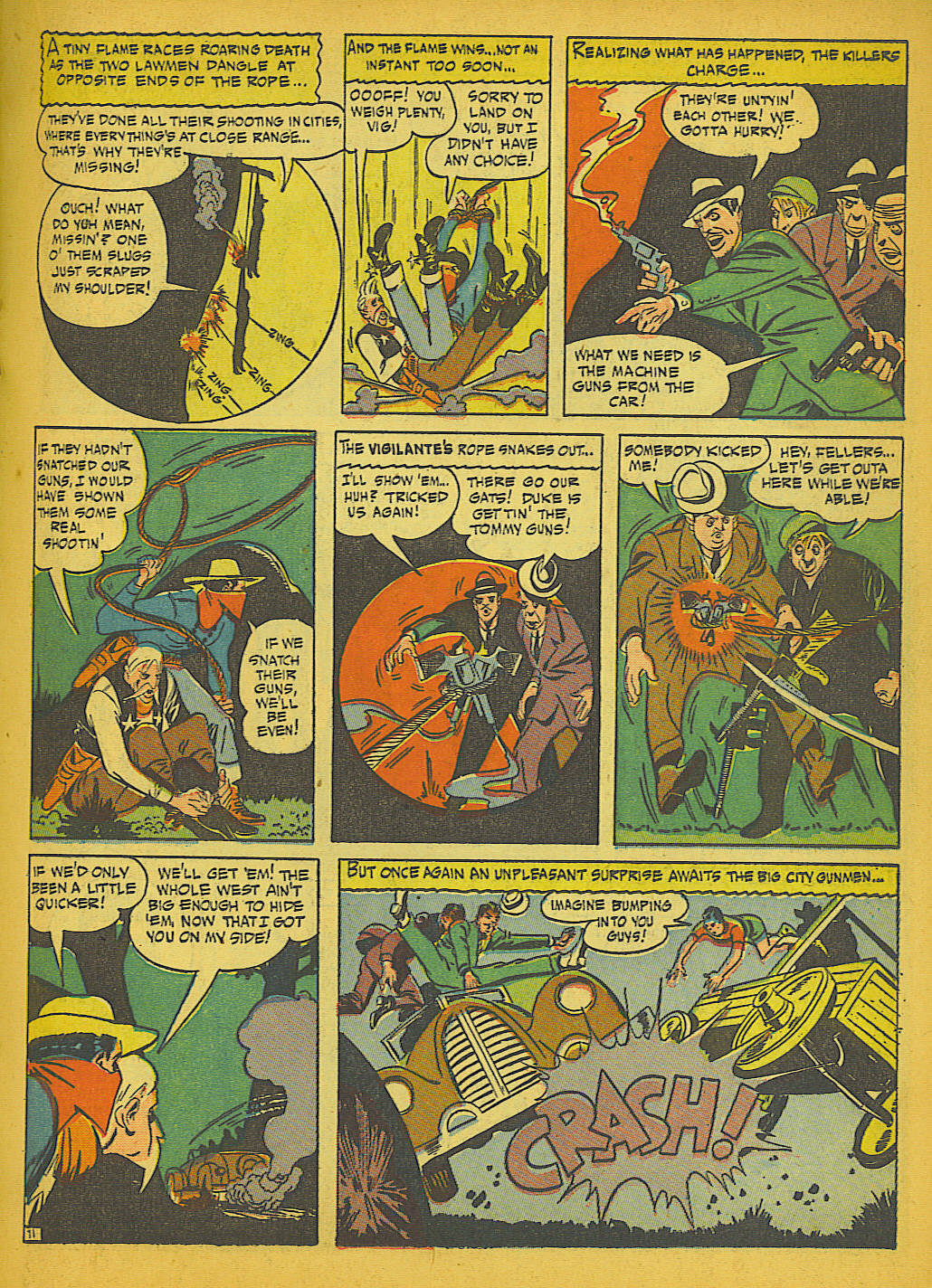 Read online Action Comics (1938) comic -  Issue #51 - 30