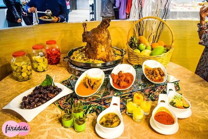 Nostalgia Citarasa Ramadan Buffet di Swiss Inn Hotel Johor Bahru