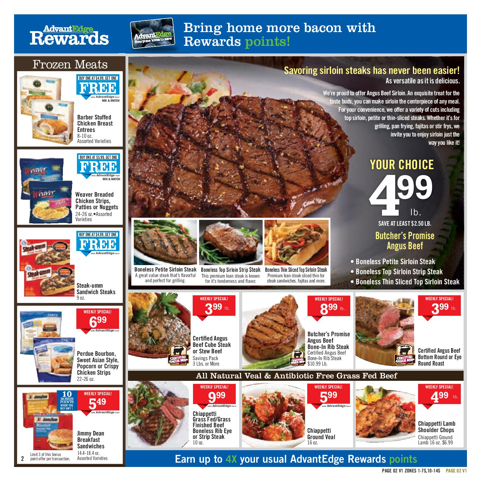 Price Chopper Weekly Flyer Sales Ad Circulars And Flyers