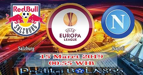 Prediksi Bola855 Salzburg vs Napoli 15 Maret 2019