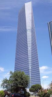 Ciudad de Madrid, La Torre de Cristal de Madrid, Que ver en Madrid, Torre de Cristal, Turismo en Europa,