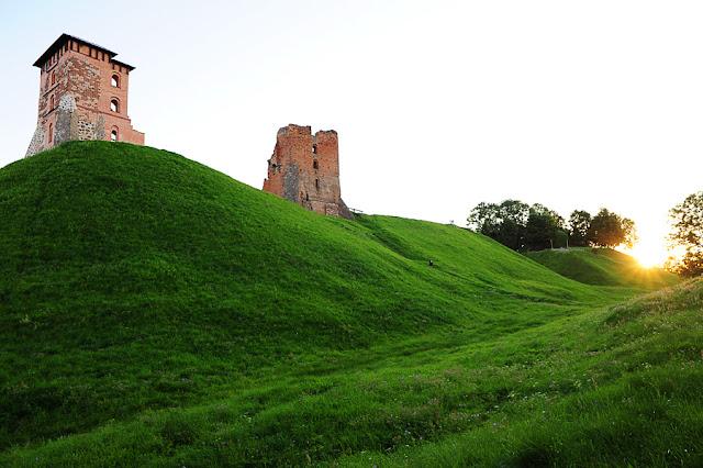 Grad Novahrudak, Belorusija