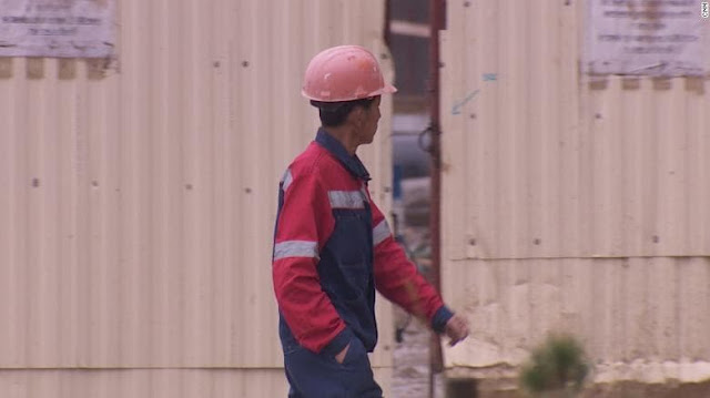 North Korean Workers In Russia