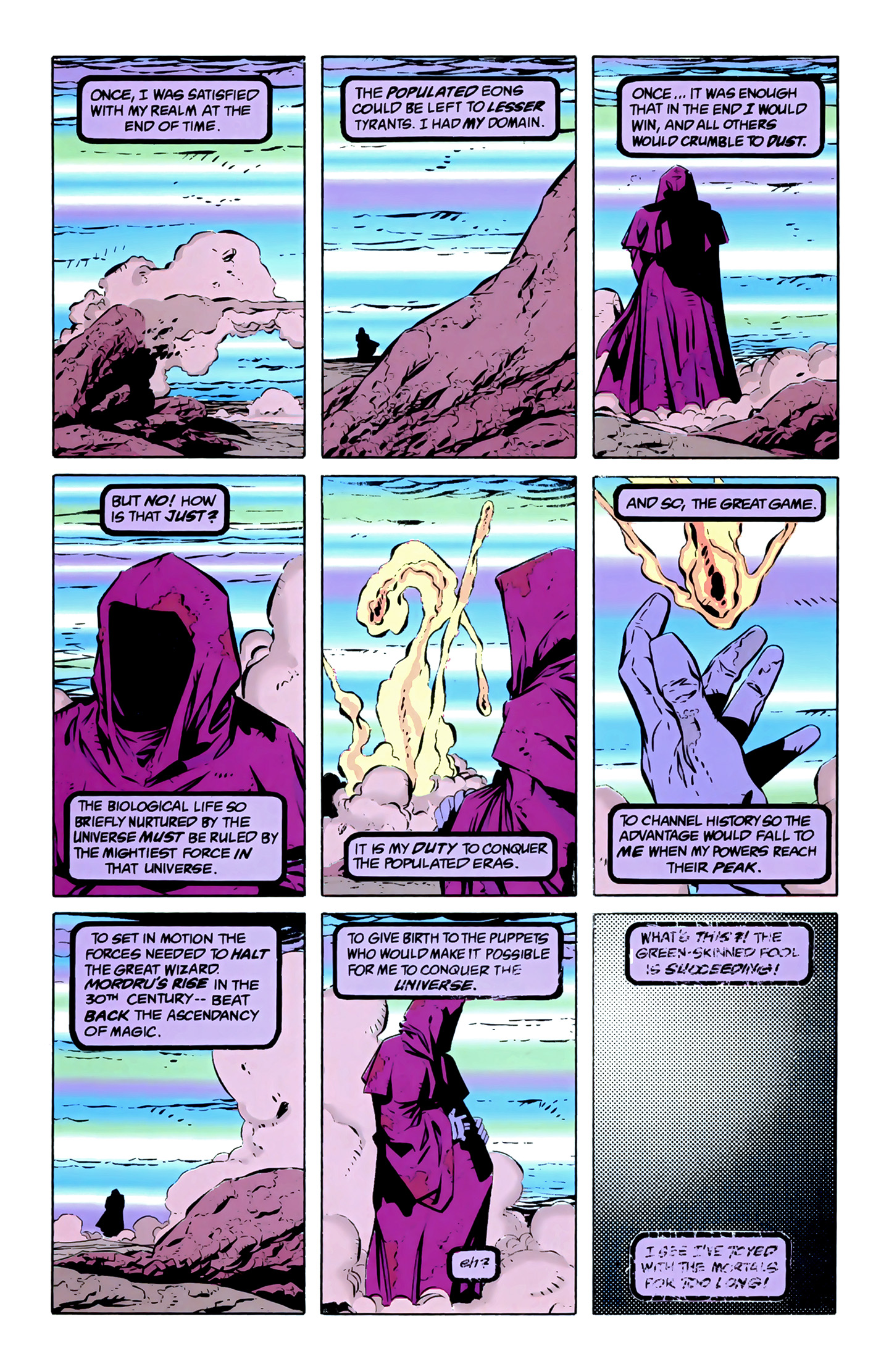 Legion of Super-Heroes (1989) 4 Page 9