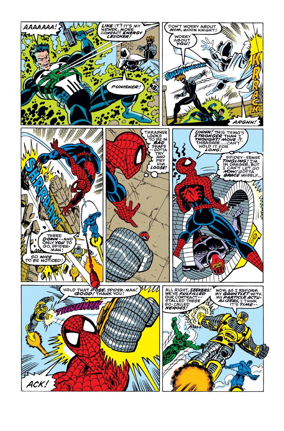 The Amazing Spider-Man (1963) 355 Page 11