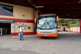 Puriscal Bus Station