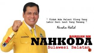 Nurdin Halid,Keluhan Warga Enrekang Tak Perlu Tunggu Jadi Gubernur