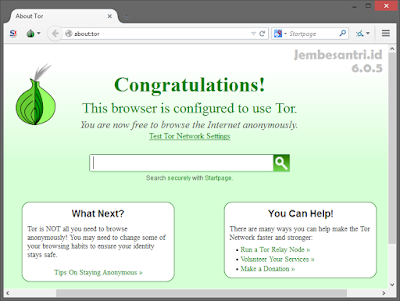 Free Download Tor Browser Terbaru 6.0.5 New Version for PC Update 2016