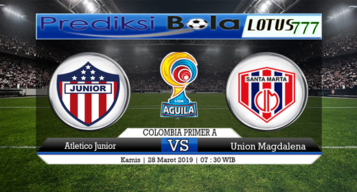 prediksi Deportes Tolima vs Atletico Nacional tanggal 28 maret 2019