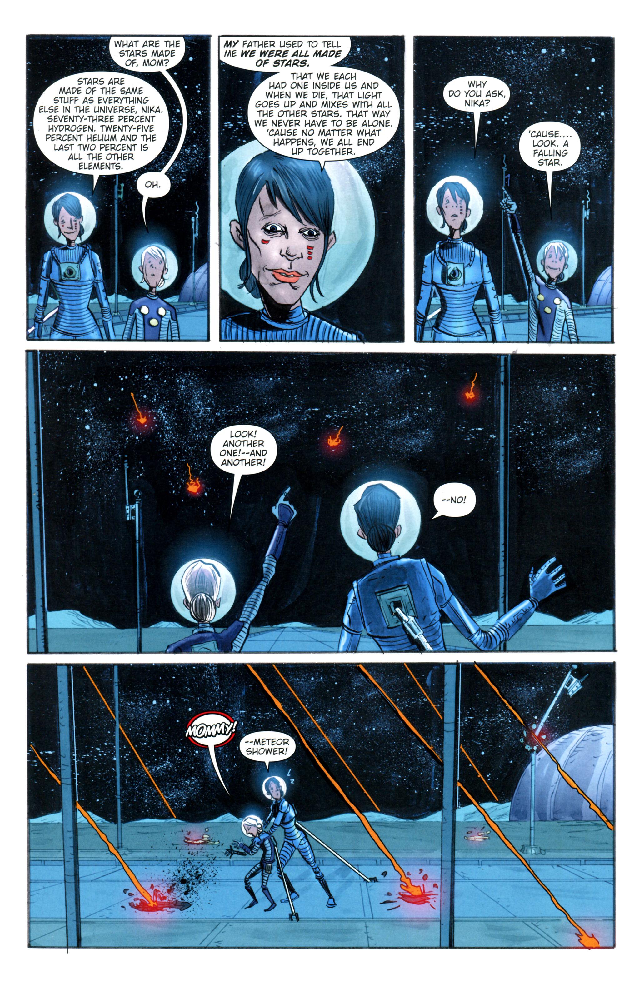 Read online Trillium comic -  Issue #6 - 3