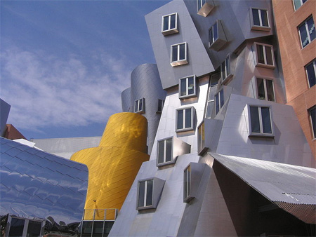 ilginç apartman tasarımları