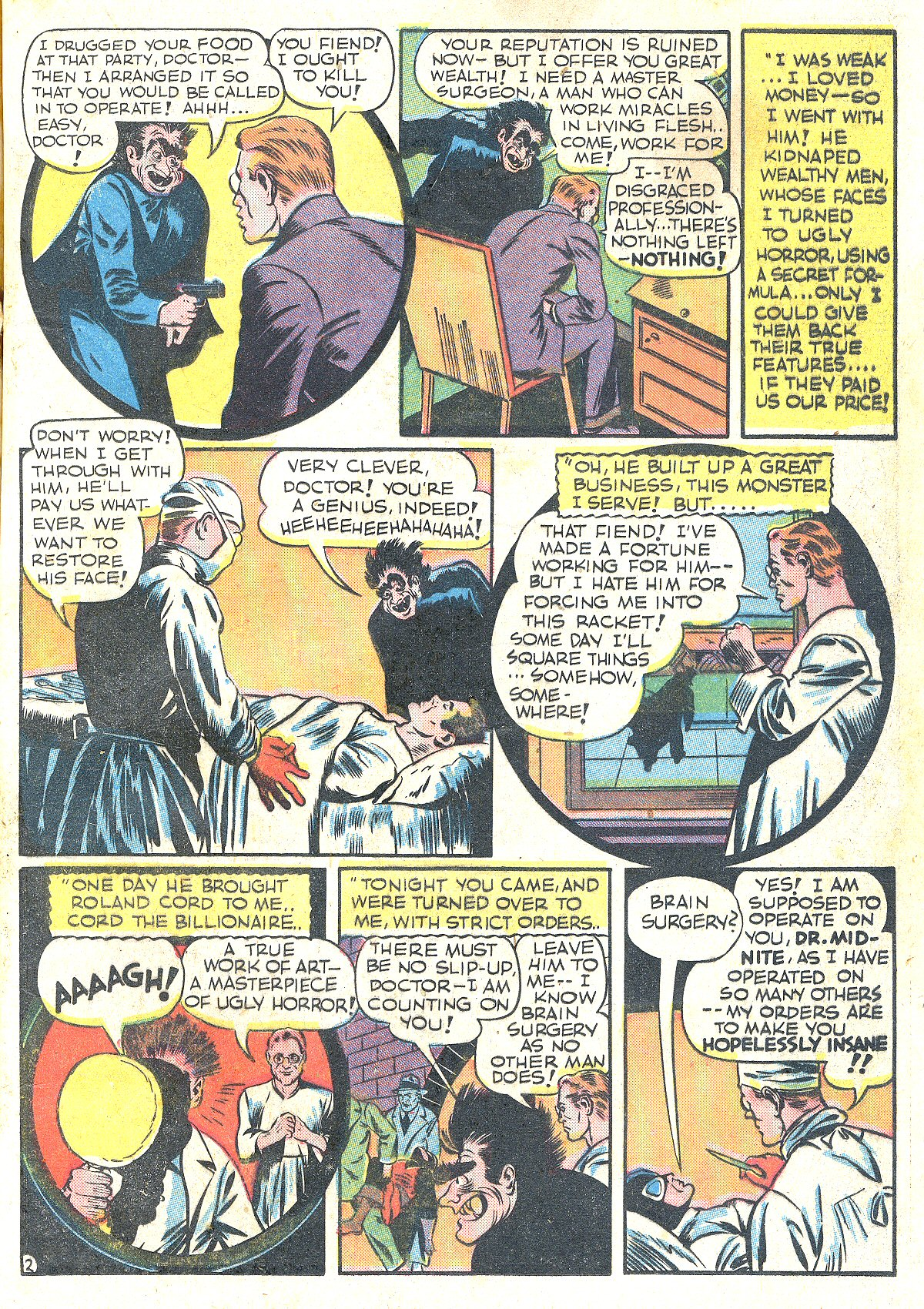 Read online All-Star Comics comic -  Issue #20 - 30