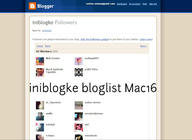 iniblogke Mac16 bloglist
