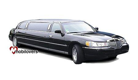 Gambar Mobil Limousine