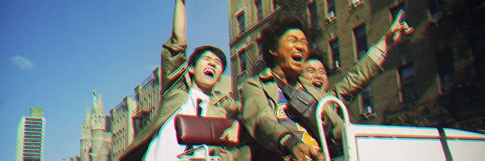 唐人街探案2(Detective Chinatown Vol 2)觀後感:多了搞笑 少了推理