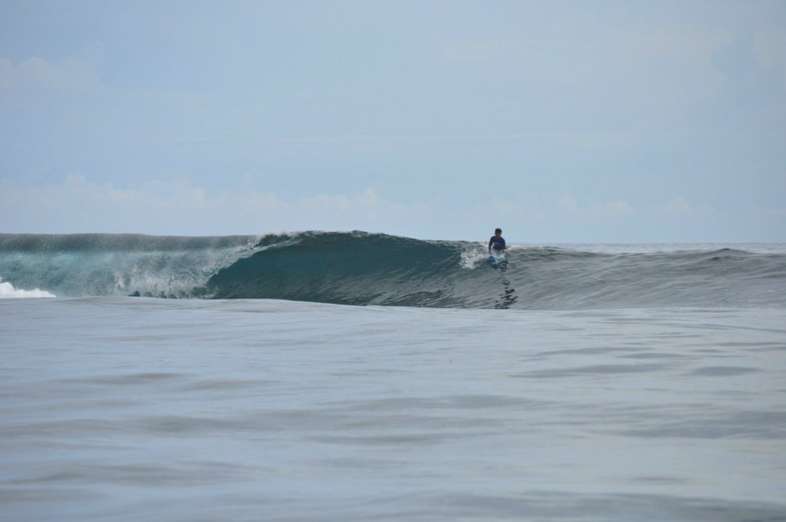 Nine Waves To Die For On Siargao Island, Philippines