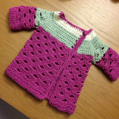 Mini Moogly Sweater - Free Pattern